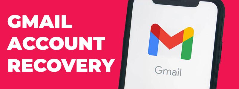 Gmail 帐户恢复